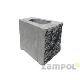 Pustak betonowy oporowy PBO-25 1/2