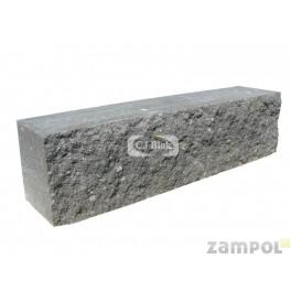 Cegła betonowa elewacyjna jednostronnie łupany CBE-6,5