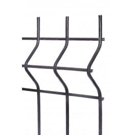 anele ogrodzeniowe 250cm/100cm/5mm – Ocynk+Kolor