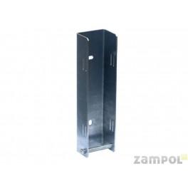 Uchwyt do podmurówek betonowych 6 cm - Ocynk