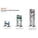 ClimTec - rusztowanie bazowe