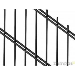 Panel ogrodzeniowy 2D 6/5/6 - Ocynk