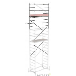 ClimTec - rusztowanie 2.kondygnacja