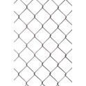 Siatka ogrodzeniowa ocynkowana powlekana 125 60x60 2.5/3.6 mm