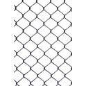 Siatka ogrodzeniowa ocynkowana powlekana 125 50x50 2.5/3.6 mm