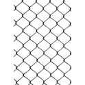 Siatka ogrodzeniowa ocynkowana powlekana 100 50x50 2.8/3.9 mm